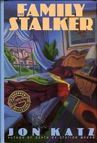 image of The Family Stalker: A Suburban Detective Mystery