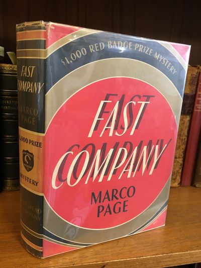 New York: Dodd, Mead & Company, 1938. First Edition. Hardcover. 8vo., 264pp.; VG/VG; spine black and...