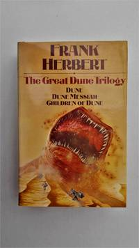 The Great Dune trilogy.
