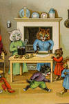 View Image 20 of 39 for Days in Catland with Louis Wain Inventory #04705