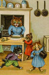 View Image 21 of 39 for Days in Catland with Louis Wain Inventory #04705