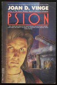 Psion by  Joan D. & Gary Smith Vinge - Paperback - 1990 - from E Ridge fine Books and Biblio.co.uk