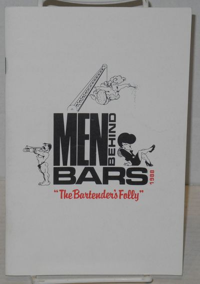 San Francisco: Men Behind Bars, 1988. 5.5x8.5 inches, illustrated with photos and ads, very good pro...
