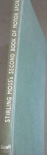 image of STIRLING MOSS's SECOND BOOK OF MOTOR SPORT