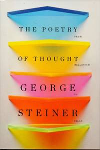 image of The Poetry of Thought_ From Hellenism to Celan