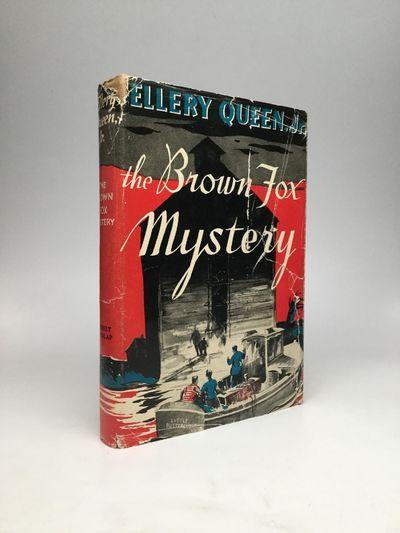New York: Grosset & Dunlap, 1948. Hardcover. Very Good/Good. 243 p. Reprint. Octavo. Original brown ...