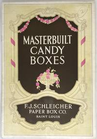 [TRADE CATALOG] [CANDY] Masterbuilt Candy Boxes Catalog Number 13