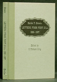 image of Marion T. Brown: Letters from Fort Sill 1886-1887