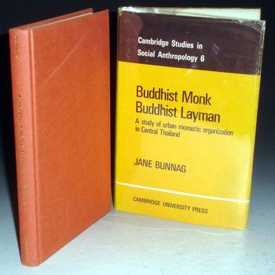 Cambridge: Cambridge University Press, 1973. First Edition. Octavo. 219p. index. The material presen...