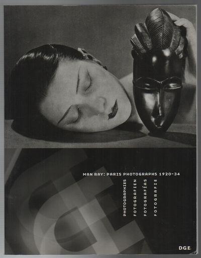 New York: Delano Greenidge Editions, 2000. Wraps. Very good +. Tall 4to. Black and white photographi...