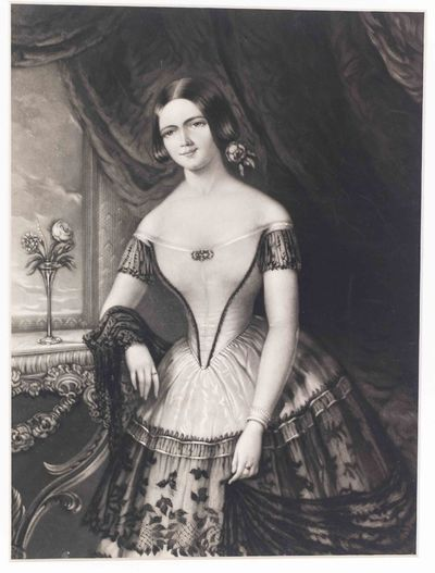 Cerrito, Fanny. . London: John Mitchell, publisher to Her Majesty, 33 Old Bond Street, March 1, 1844...