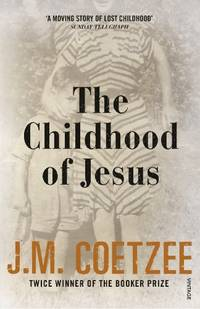 image of The Childhood of Jesus (Jesus Book 1)
