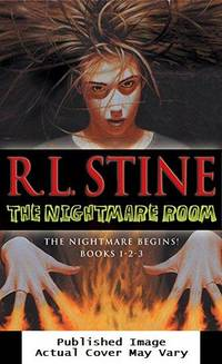 image of The Nightmare Room : The Nightmare Begins!: Books 1-2-3