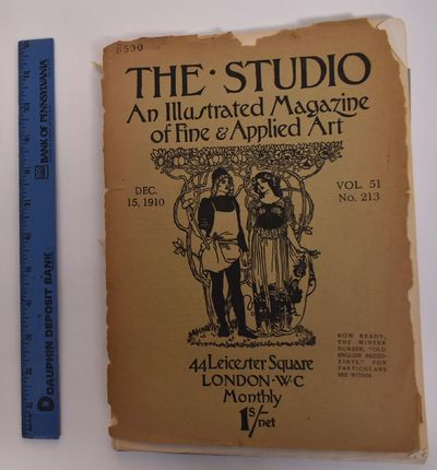 London: Offices of the Studio, 1910. Softcover. Fair (wraps unnattached, rear end pages loose, pages...