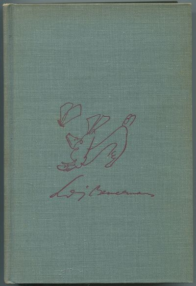 New York: Viking Press, 1953. Hardcover. Very Good. First edition. Spine a touch age-toned, very goo...