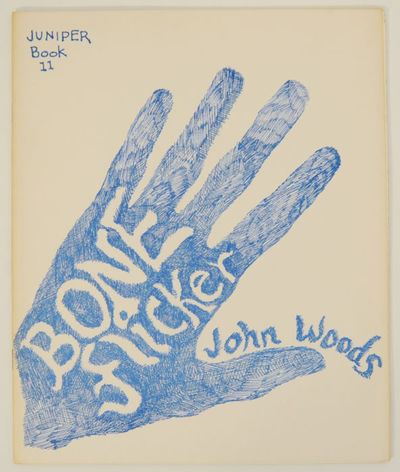 La Crosse, WI: Northeast / Juniper Books, 1973. First edition. Softcover. Juniper Book 11. A collect...