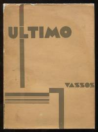 Ultimo; an imaginative narration of life under the earth