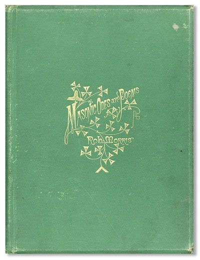 : For the Author / Knight & Leonard, 1880. Revised Edition. Hardcover. Octavo (20.5cm.); publisher's...