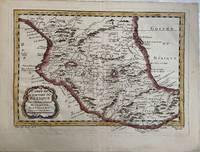 Carte de L'Empire du Mexique