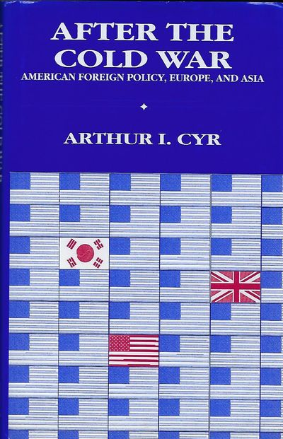 Washington Square, NY: New York University Press, 1997. First Edition. Signed presentation from Cyr ...
