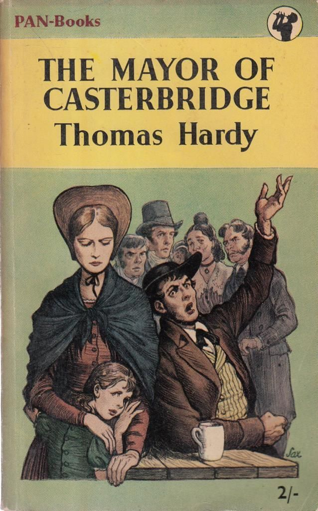an analysis of thomas hardys novel mayor of casterbridge The mayor of casterbridge can be read as a novel of soil because of its naturalistic and deterministic influences like  thomas hardy, the mayor of casterbridge.