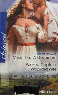 More Than a Governess - Wicked Captain, Wayward Wife - The Earl\'s Runaway Bride