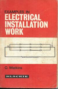 image of Examples in electrical installation work