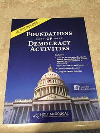 Foundations of Democracy Activities