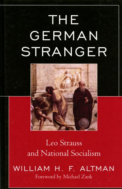 ABAA | The German Stranger: Leo Strauss and National