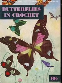 Butterflies in Crochet, Book No. 272