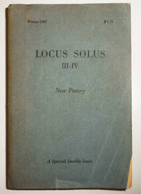 image of Locus Solus III-IV (Double Issue 3 and 4)