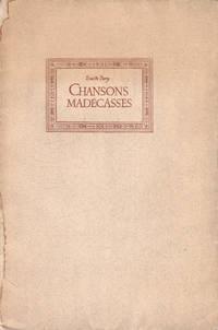 Chansons madécasses traduites en français par Evariste Parny et illustrées par Bertram Weihs