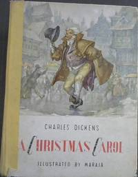 Christmas Carol by  Charles Dickens - Hardcover - 1958 - from Chapter 1 Books and Biblio.com