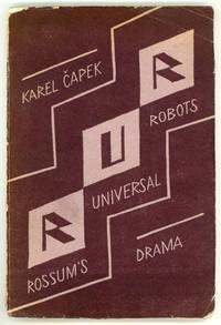 R U R ROSSUM'S UNIVERSAL ROBOTS: KOLEKTIVNI DRAMA ..