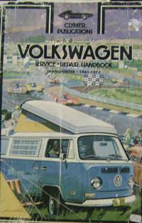 Volkswagen Service Repair Handbook Transporter 1961-1972