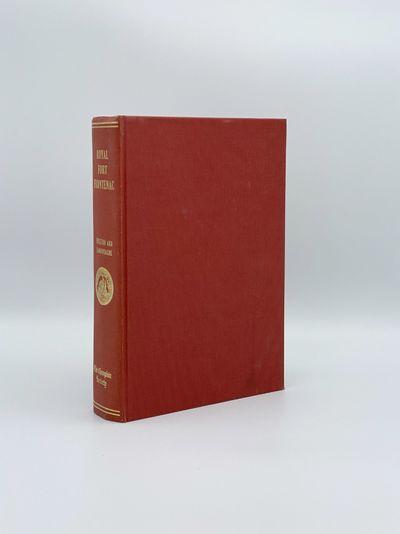Toronto: The Champlain Society, 1958. A near fine copy. 8vo. Plates and maps. Original red cloth, gi...