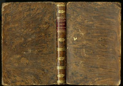 Madrid: Ramon Verges, 1828. First Edition. Hardcover (Full Leather). Very Good Condition. Contempora...
