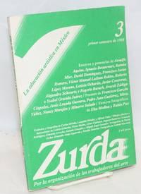 Zurda: revista de la Comisión de Trabajadores del Arte. vol. 1 no. 3