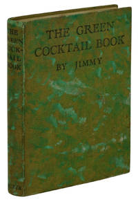 image of The Green Cocktail Book