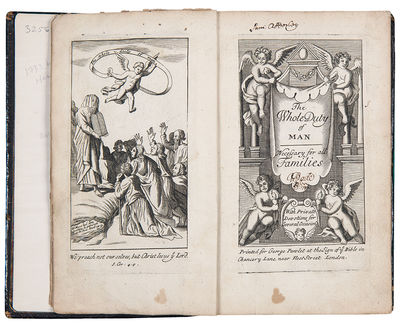 London: R. Norton for George Pawlet, 1687. 8vo. (7 5/16 x 4 1/2 inches). , 503, pp. Engraved additio...