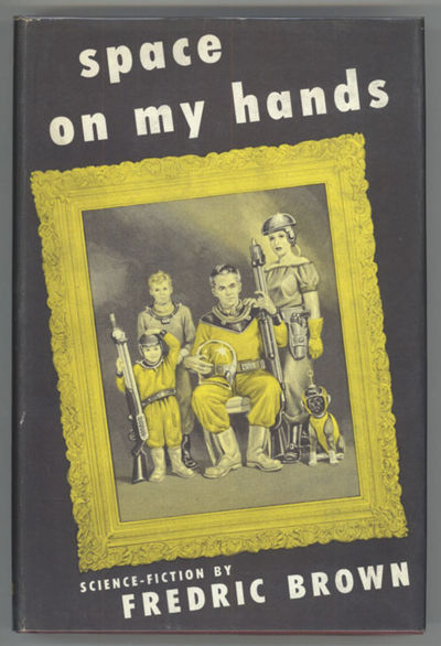 Chicago: Shasta Publishers, 1951. Octavo, cloth. First edition. The author's second SF book and firs...
