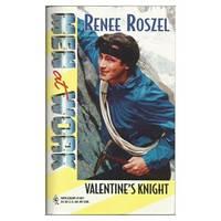Valentines Knight Men at Work: Men of the West #49 Mass Market Paperback