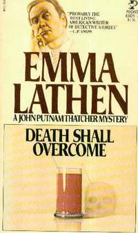 Death Shall Overcome, A John Putnam Thatcher Mystery
