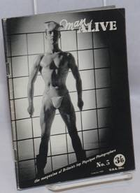 Man Alive: the magazine of Britain's top physique photographers no. 5, June/July 1959