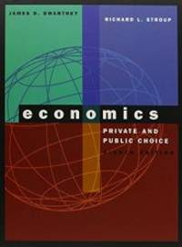 image of Economics: Private and Public Choice (The Dryden Press series in economics)