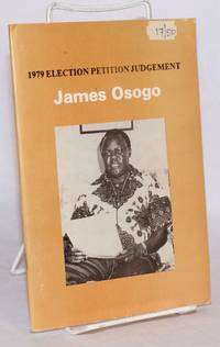 1979 Election Petition Judgement