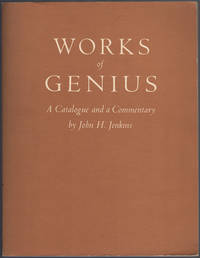 Works of Genius: A Catalogue and a Commentary