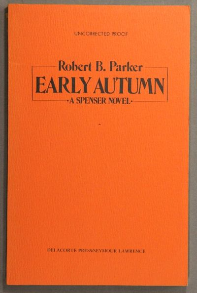 early autumn robert parker pdf