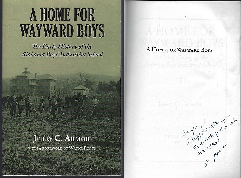 Image for HOME FOR WAYWARD BOYS The Early History of the Alabama Boys' Industrial School