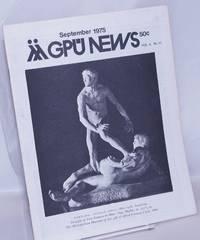 image of GPU News vol. 4, #11, September 1975: Barnard, George Gray, 1863-1938